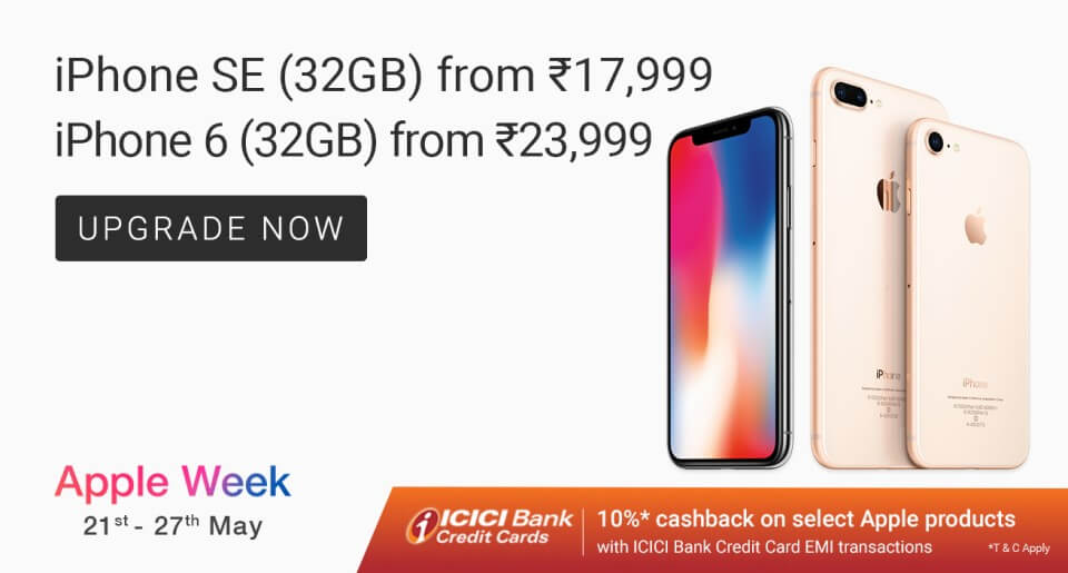 Apple Discounts Flipkart