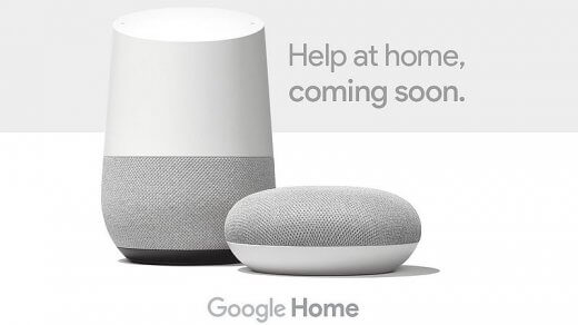 Google home and mini