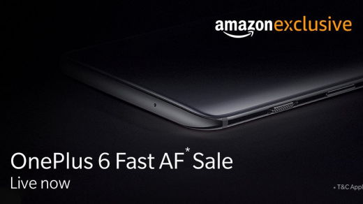 OnePlus 6 Amazon Offer