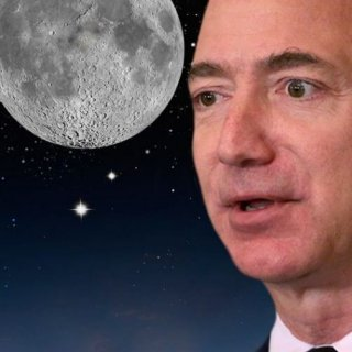 jeff bezos blue origin and moon