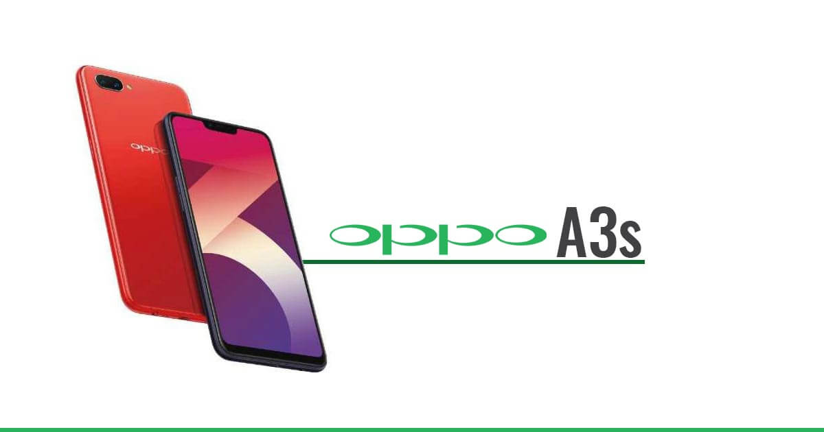 Oppo A3s 03
