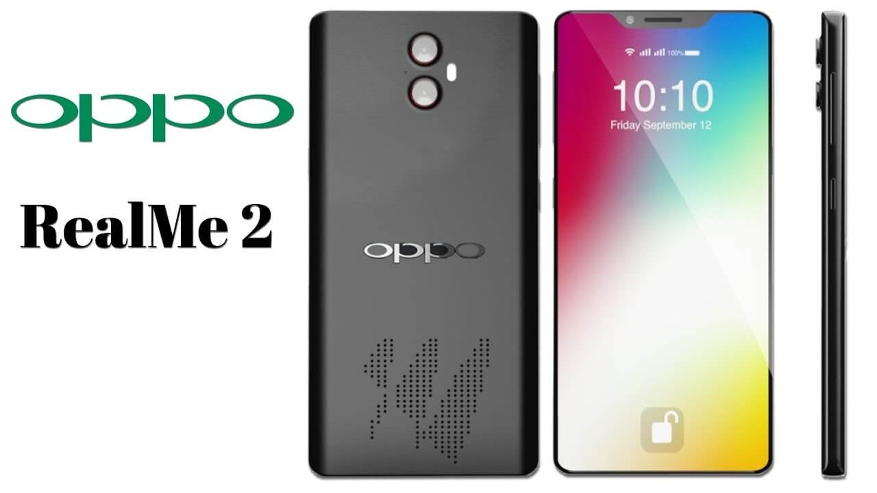 Oppo Real me 2